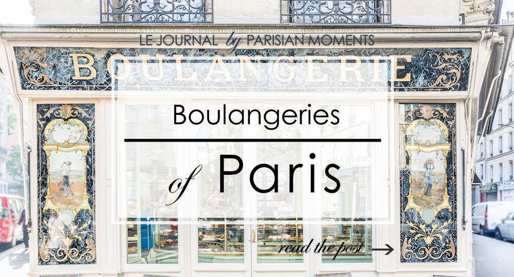 Boulangeries of Paris