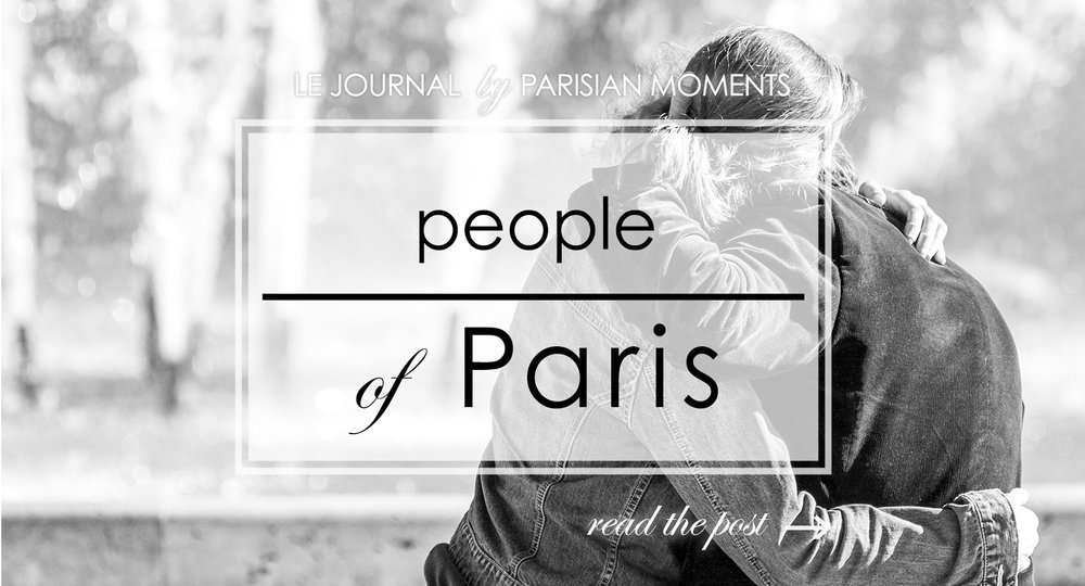 People of Paris