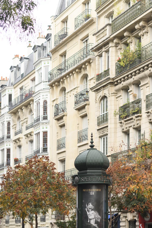 Rue Caulincourt, Montmartre.