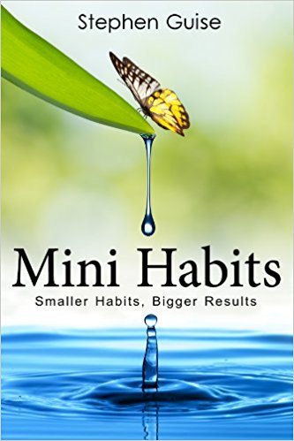 mini habits book review