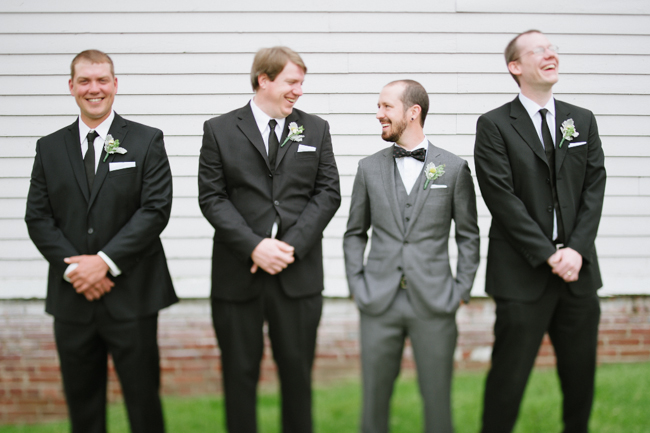 groomsmen at Oak Hill in Hudson Valley, NY
