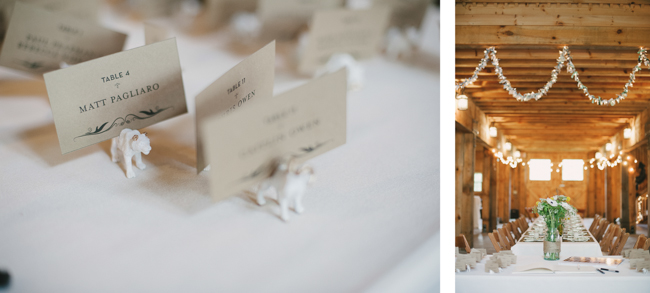 Oak Hill reception details