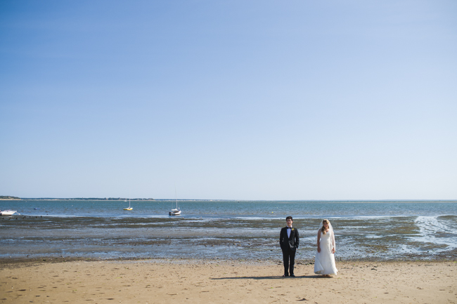 wellfleet, ma wedding