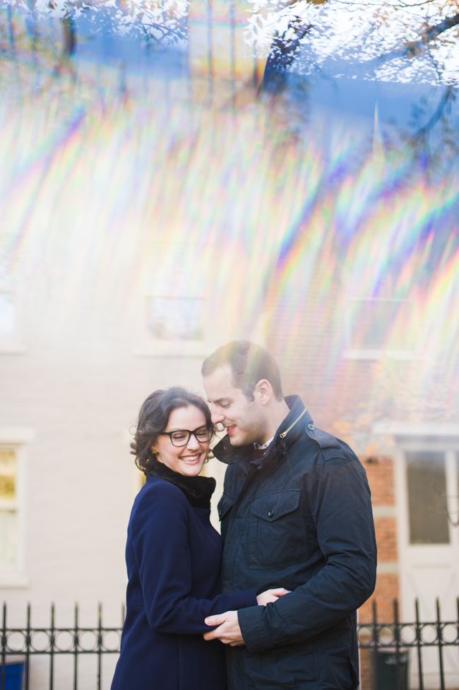 prism engagement photo cobble hill