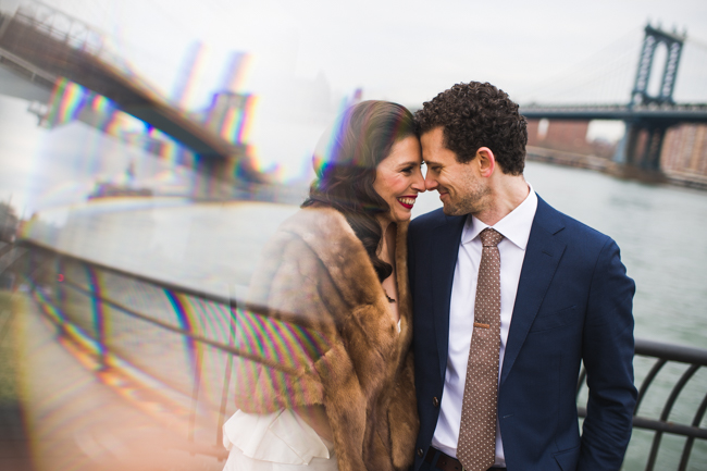 prism nyc wedding photo