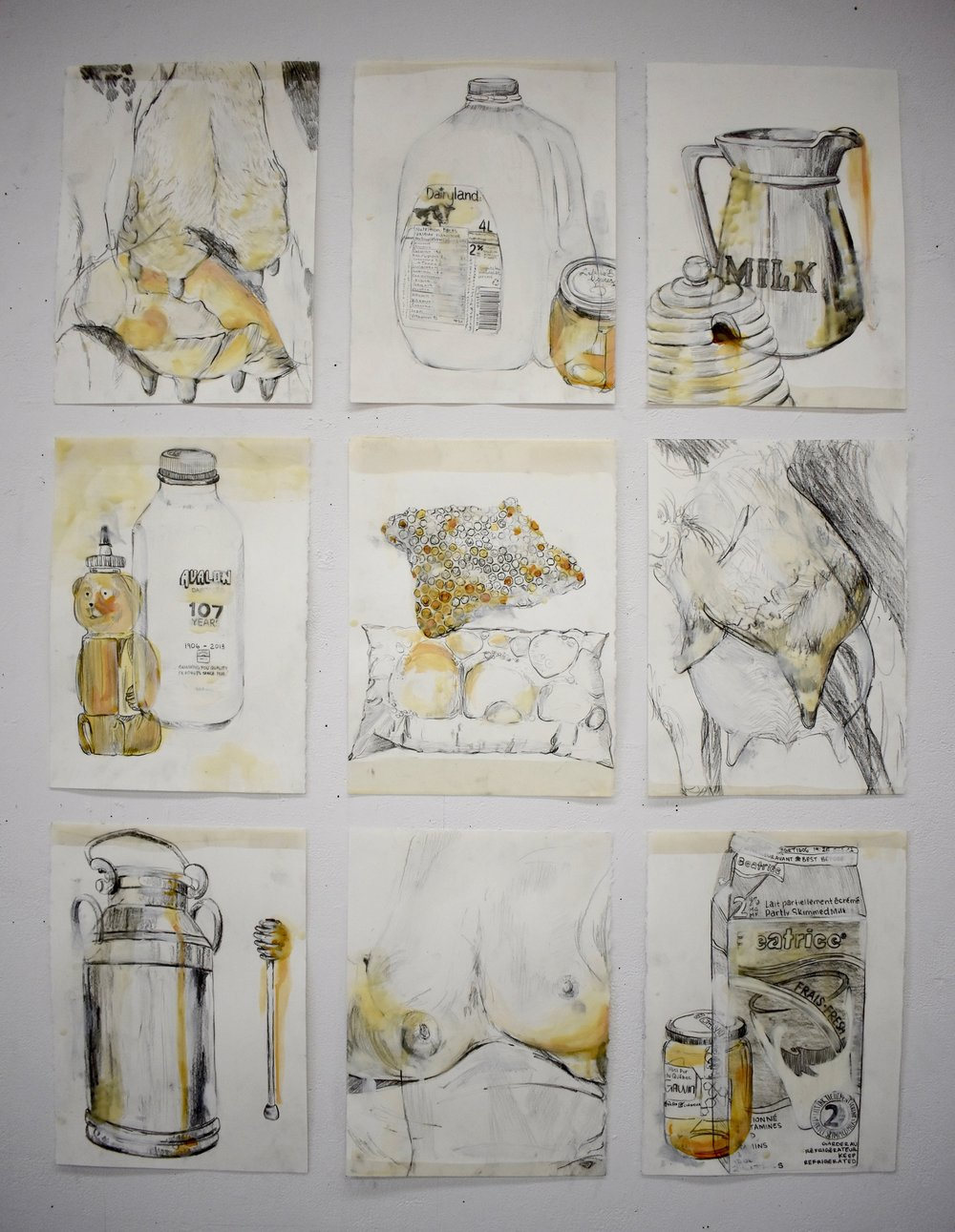 Milk & Honey Series