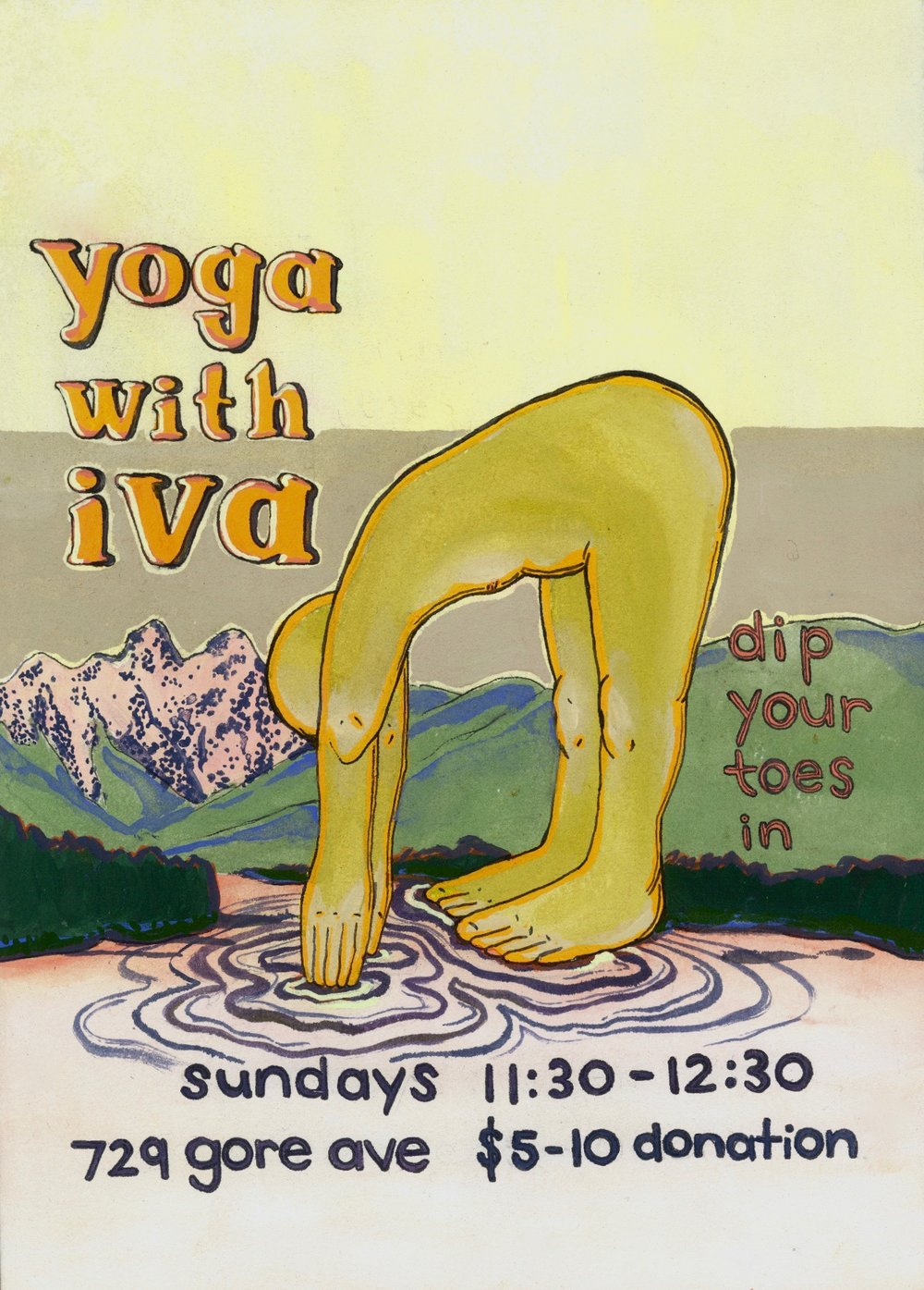 yoga with iva