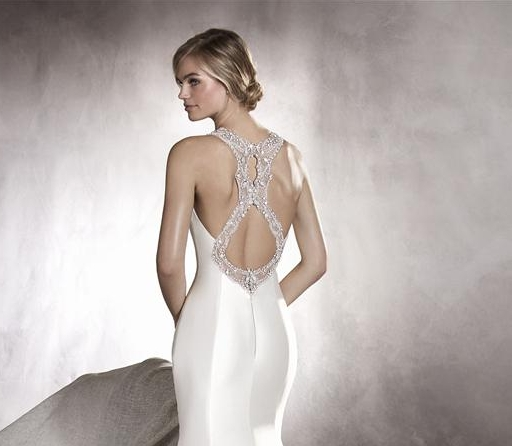 Glamorous Beaded Backs