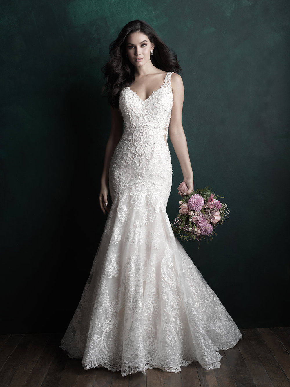 Lace Wedding Dresses | Inventory # 02269 | available at Bride To Be Couture | 6040 Fair Oaks Blvd. Carmichael, CA 95608 | 916.972.8223 | @bridetobecouture