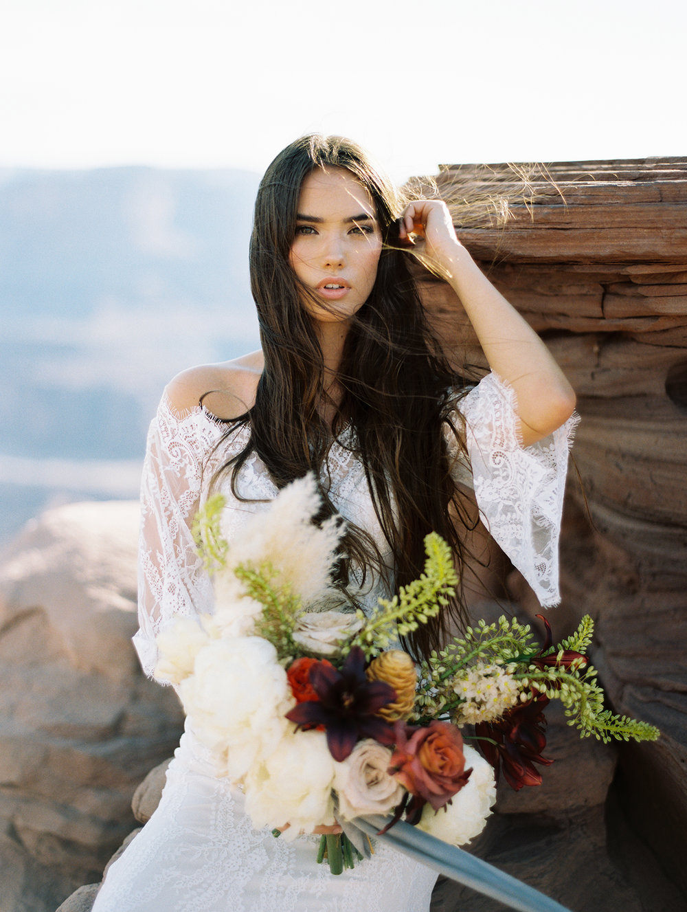 Boho Wedding Dresses | Inventory # 02282 | available at Bride To Be Couture