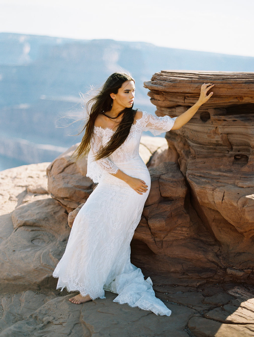 Boho Wedding Dresses | Inventory # 02282 | available at Bride To Be Couture | 6040 Fair Oaks Blvd. Carmichael, CA 95608 | 916.972.8223 | @bridetobecouture