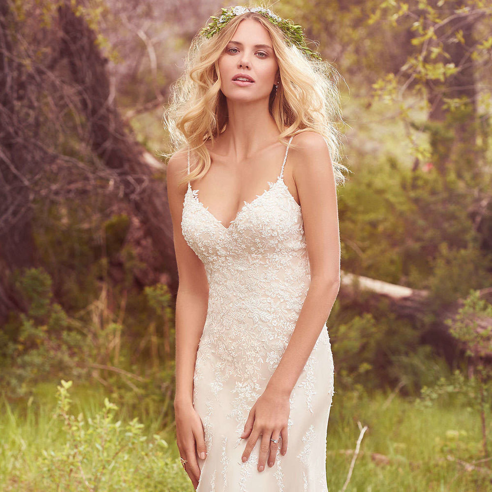 Boho Wedding Dresses | Inventory # 00741 | available at Bride To Be Couture | 6040 Fair Oaks Blvd. Carmichael, CA 95608 | 916.972.8223 | @bridetobecouture