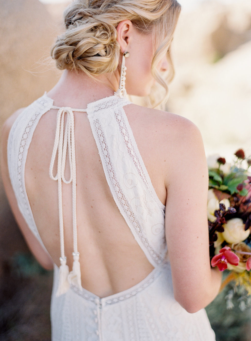 Low Back Wedding Dresses | Inventory # 02277 | available at Bride To Be Couture | 6040 Fair Oaks Blvd. Carmichael, CA 95608 | 916.972.8223 | @bridetobecouture
