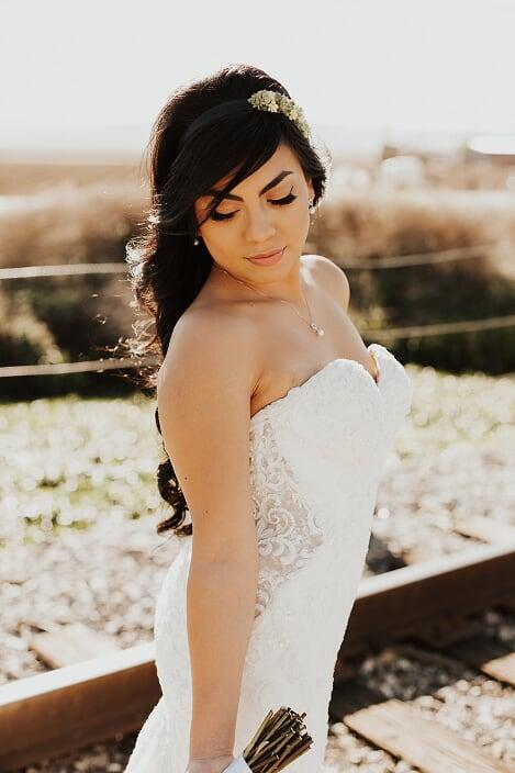 THE DETAILS - Dress @martinalianabridal