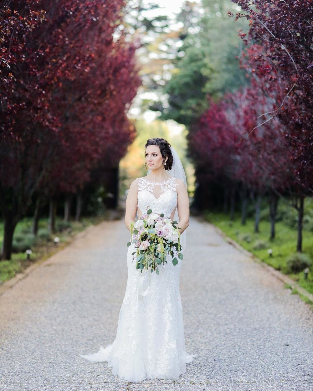 Photo: Amanda Flinn Photography |  @amandaflinnphotography   Venue:  @monteverdeinnevents   Hair/MUA:  @alyssa.hurlbert   Flowers:  @martha_s_andrews   Dress: Lillian West |  @bylillianwest