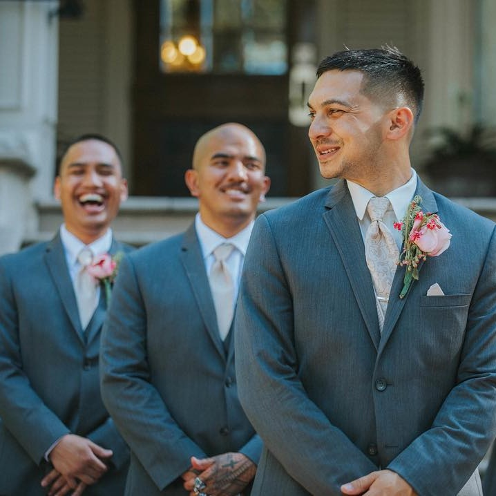 Tuxedo appointment - Duration: 60 minutesWith on-trend Ultra Slim Cuts and modern colors, our rentals have your groom's style covered. Schedule an appointment with our tuxedo expert to get started.
