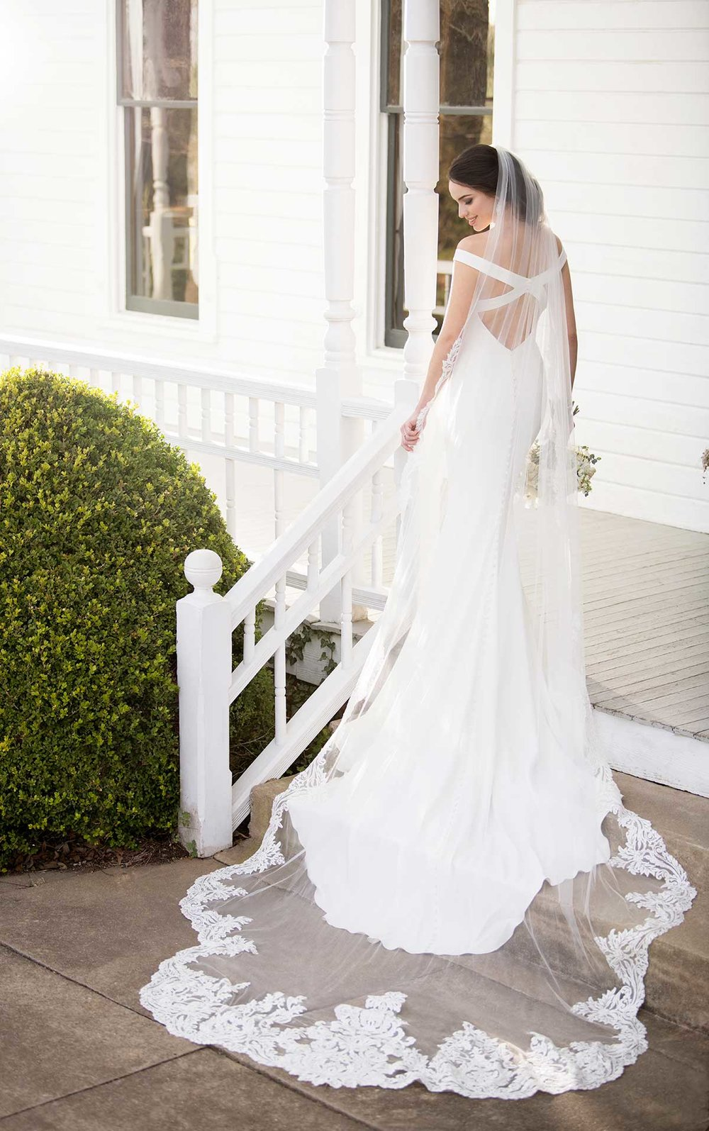 Veil available at Bride To Be Couture - Inventory # 02787