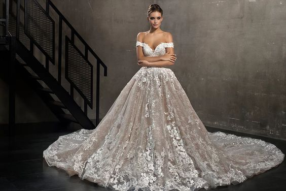 Available at Bride To Be Couture