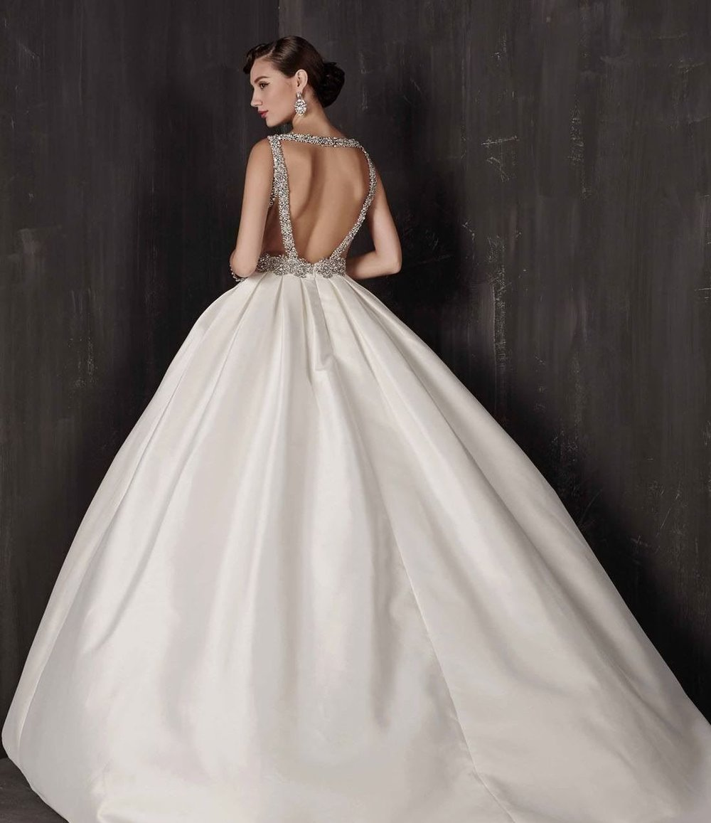 Available at Bride to Be Couture - Inventory # 0082