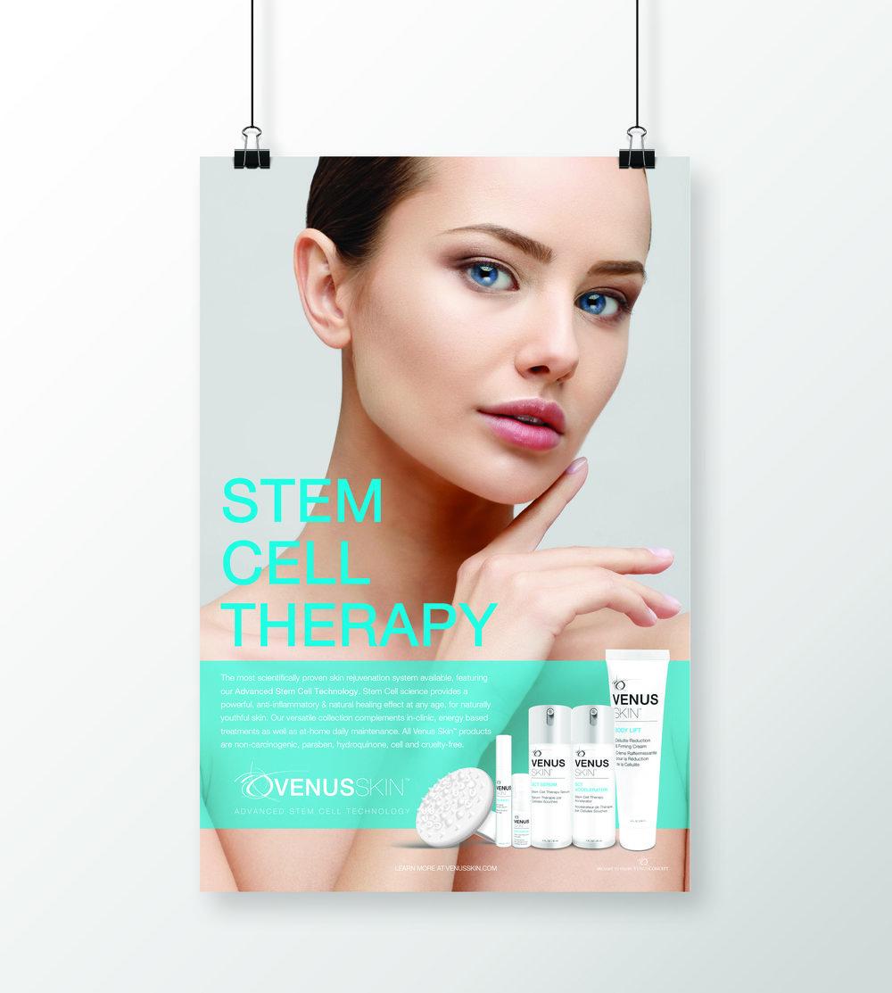 Venus Skin Poster