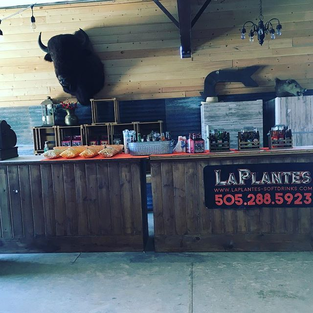 Selling all week at this world famous single action shooting competition. Come join us at Founders Ranch just outside of Albuquerque and Edgewood. 🤠 #Root beer, #LaPlantesSoftDrinks, #vintagestylesoftdrinks