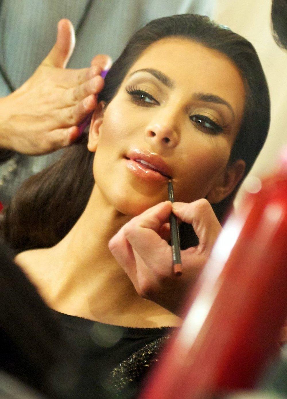 Kim Kardashian via Wikimedia Commons