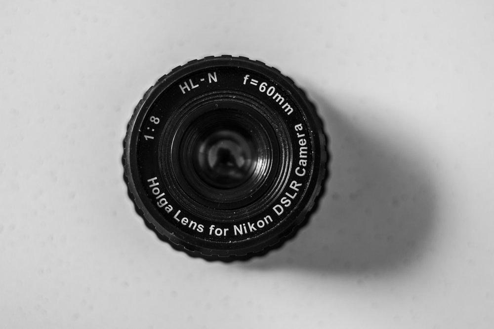 Javier's Holga lens