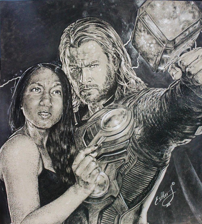 Thor and me