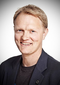 Brage W. Johansen    Chairman & iCEO   Extensive experience in scaling start-up companies and working with corporations, non-profit organisations and political processes.