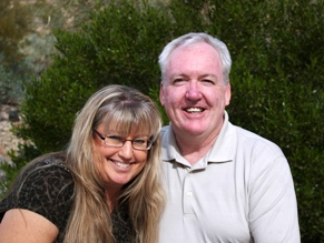 John and Kay West