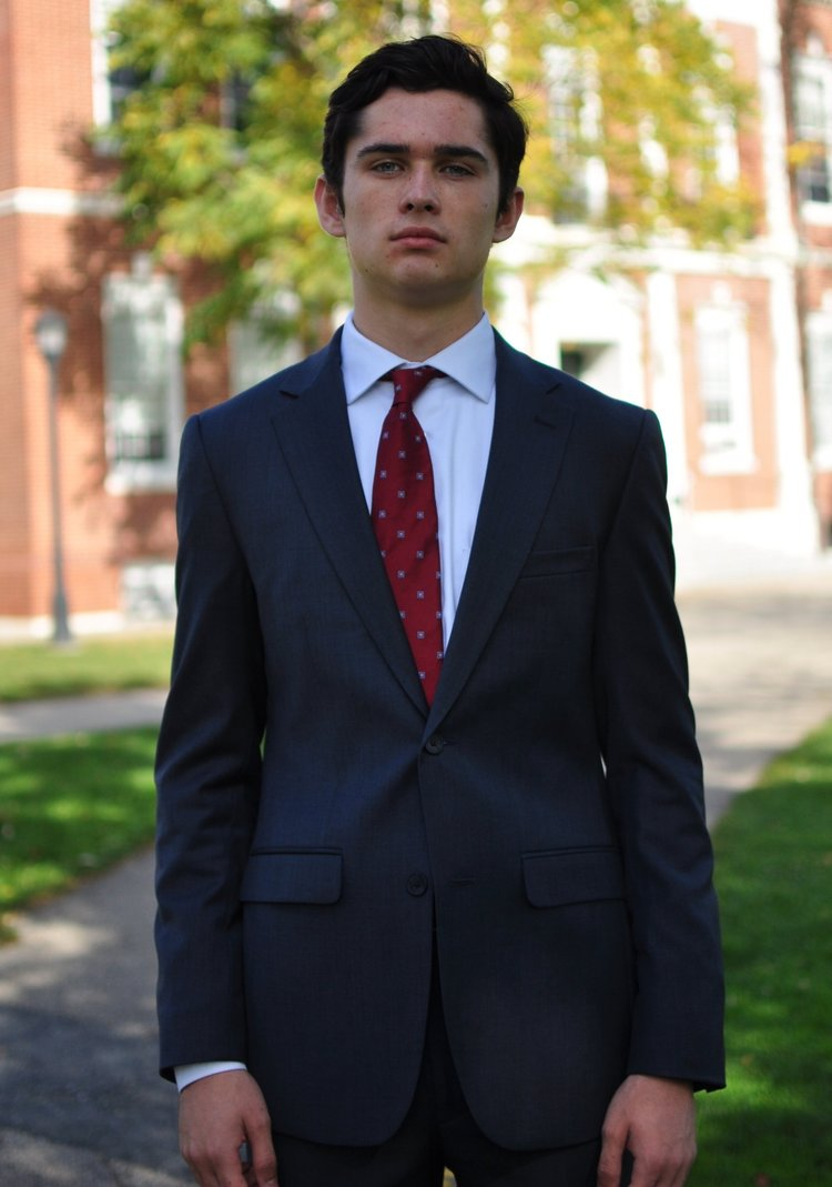 Peter O'Keefe '18