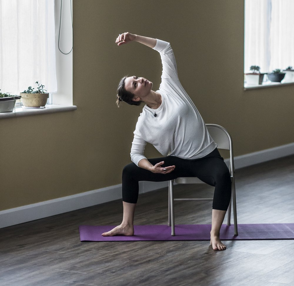 Find out more - Learn about our approach to yoga & mindful movement, and why you might want to try them with us.