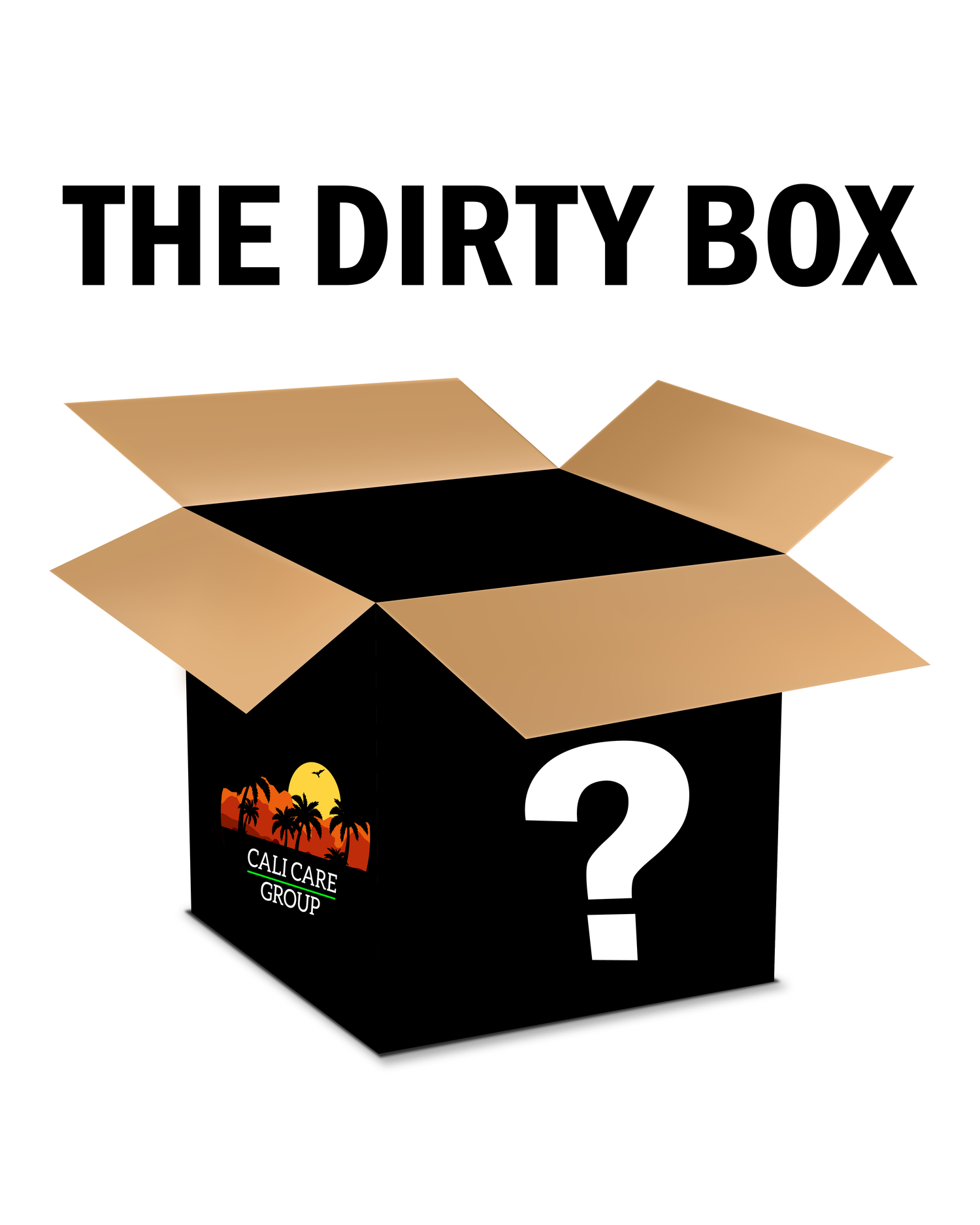THE DIRTY BOX