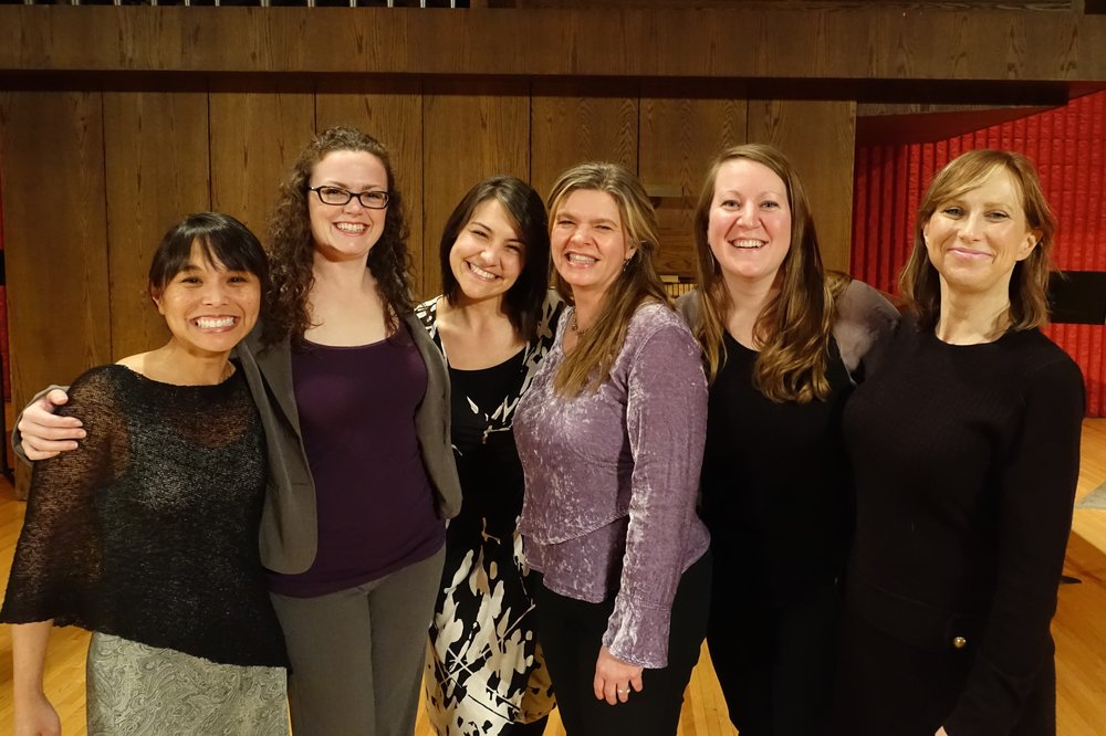 Concordia University Faculty Recital with Abbie Betinis, St.  Paul, 2015