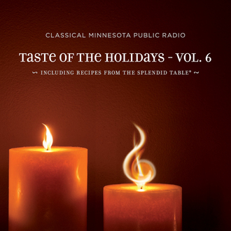 Audio CD: Taste of the Holidays, Vol. 6