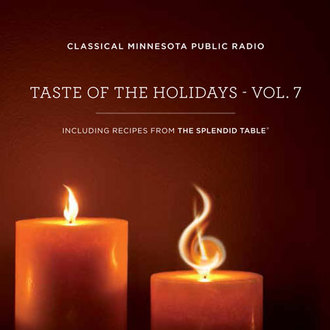Audio CD - Taste of the Holidays, Vol. 7