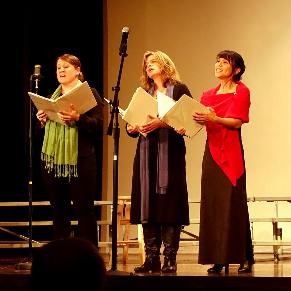 Lumina and Calliope Women's Chorus, St. Paul, 2015