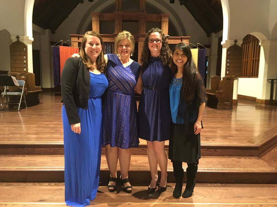 Spring Concert - St. Mary's Episcopal Church, St. Paul, 2016