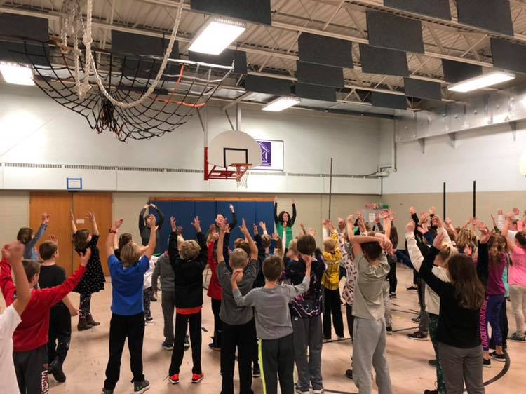 Minnesota Public Radio Class Notes 2018 - Carlos Elementary, MN