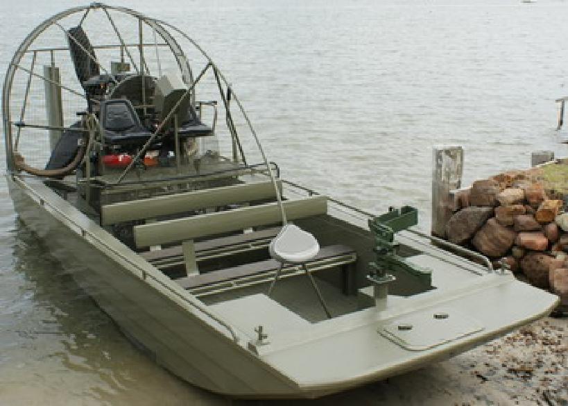 Military Air Boat