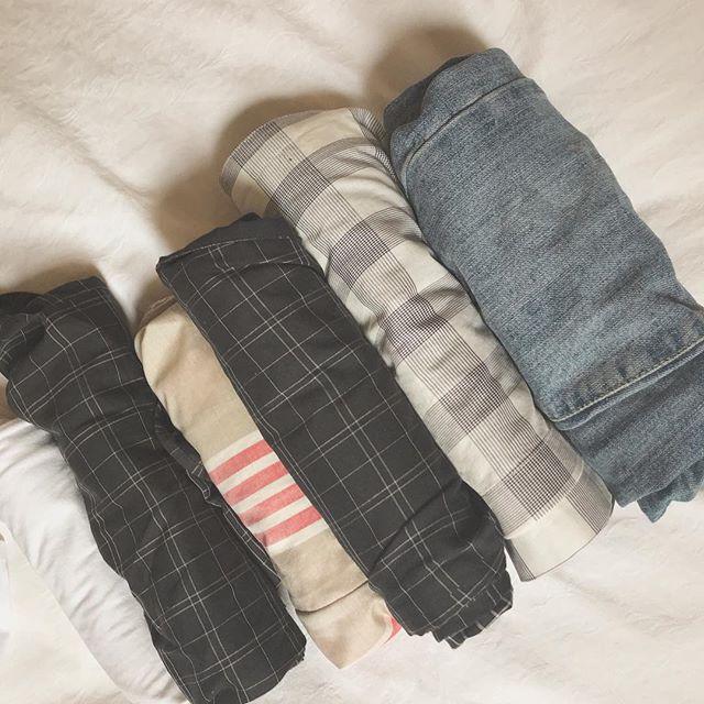 vacation wardrobe ✔️