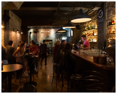Gurdys - Wants you to indulge yourself. Located in Newtown - this restaurant caters to everyone with a host of vegetarian, vegan options to choose from. Gurdys vision is simple, great service, fabulous food, amazing drinks all bundled in a warm and welcoming venue.Dates: TBD
