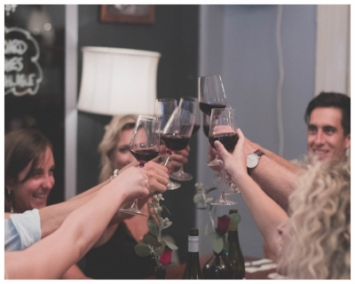 April Events - 20th : Cheese and Wine @ Parsons Bar - Potts Point24th : Beach Babes @ Manly Wine - Manly26th : Rosé Dinner Party @ Rosé Royale - Potts Point