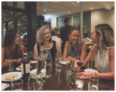 RoséDinner PartyMay 24th - Rosé Royale - Looking for a new way to meet people, have a glass (or four) and eat delicious food? Join us for a rosé-infused dinner party with new friends!Location :Rosé RoyaleTheme :FriendsTime :7:00pmMenu :HereAddress :View LocationPrice :$85 *Includes Drinks