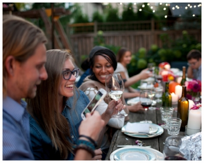 Tapas in the GardenMay 18th - Acre Eatery - Meet new friends who love small bites and fun, in a beautiful garden, with flowing drinks and a tapas menu designed for sharing.Location : Acre EateryTheme : FriendsTime : 7:00pmMenu : Tapas MenuAddress : View LocationPrice : $50 - 65