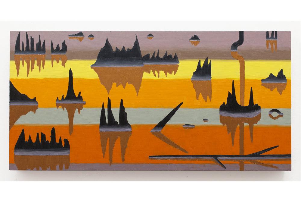 Swamp Reflections II