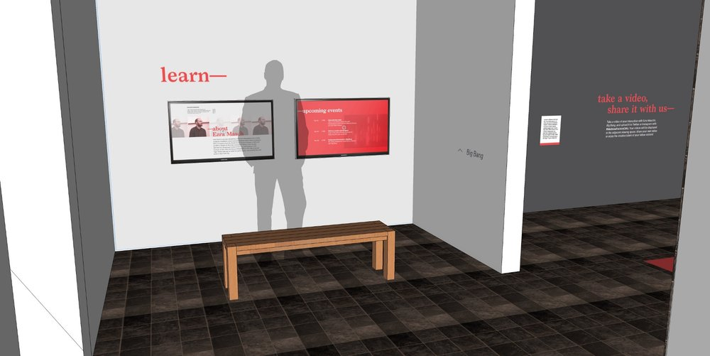 "The ""learn"" section, from my SketchUp model."