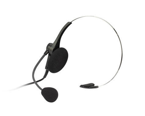 LMH-10 - Super Light Weight, Single Sided Headset