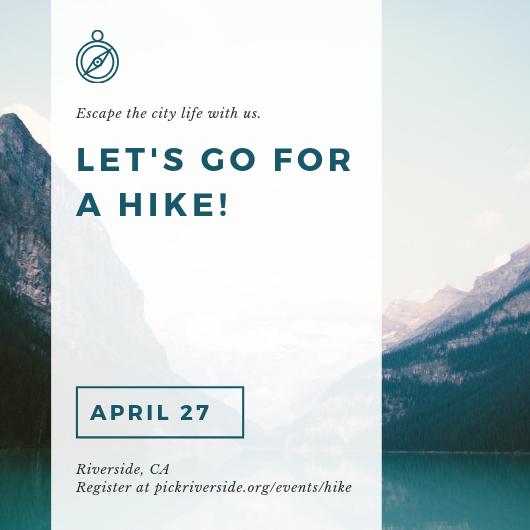 Pick Hike! -