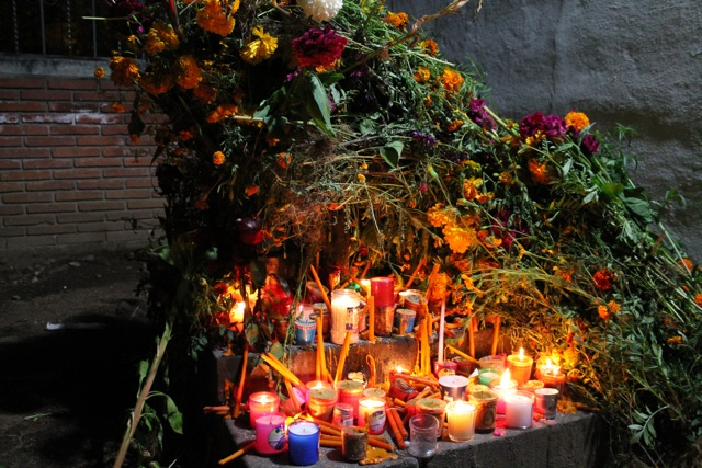 Dia de los Muertos Offering